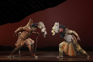 Lion King roars into Durham Performing Arts Center