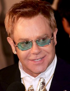 Elton John Composed the musical score for the Disney's Lion King