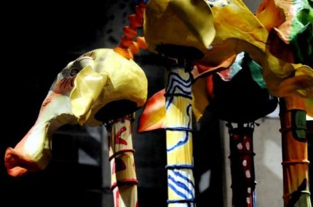Lion King Musical - Costumes, Puppets and Masks