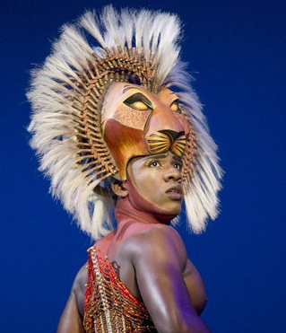 Dashaun Young as Simba