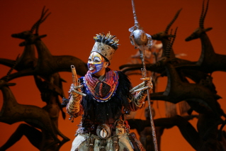 Phindile Mkhize as Rafiki