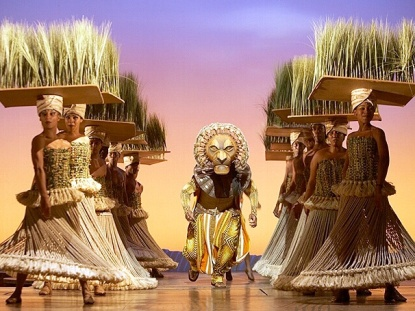 Lion King Minskoff Theatre Cast