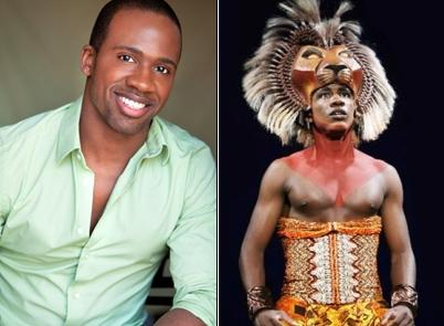 Dashaun Young Returns to The Lion King on Broadway