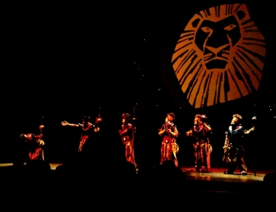 Six Rafikis at The Lion King's 15th Anniversary