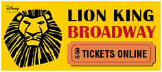 Lion King Broadway Tickets - Cheap Lion King Tickets 2018